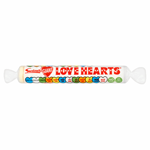 Swizzels Giant Love Hearts Image