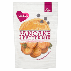 Mrs Crimble's Pancake & Batter Mix 200g Image