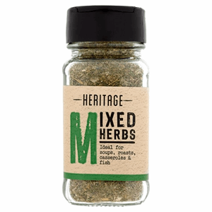 Heritage Mixed Herbs 12g Image