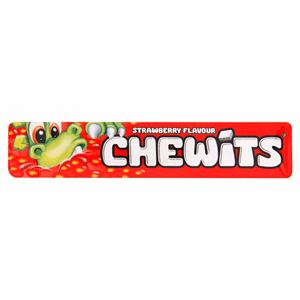 Chewits Strawberry Flavour Image