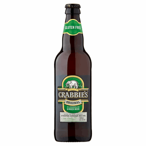 Crabbie's Original Alcoholic Ginger Beer 500ml Image