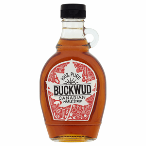 Buckwud Canadian Maple Syrup 250g Image