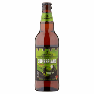 Jennings Cumberland Deep Golden Ale 500ml Image