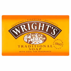 Wright's Traditional Soap with Coal Tar Fragrance 125g Image