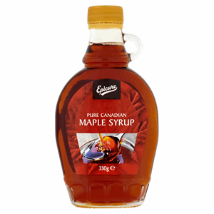 Epicure Pure Canadian Maple Syrup 330g Image
