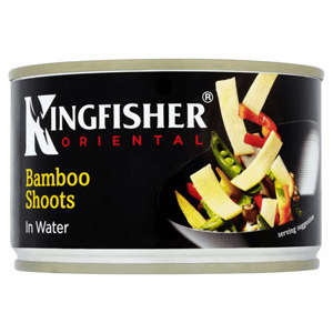 Kingfisher Oriental Sliced Bamboo Shoots in Water 225g Image