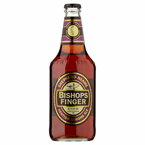 Shepherd Neame Bishops Finger Strong Ale 500ml Image