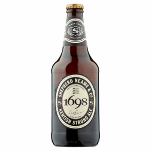 Shepherd Neame & Co Bottled Conditioned 1698 Kentish Strong Ale 500ml Image