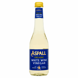 Aspall Organic White Wine Vinegar 350ml Image