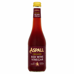 Aspall Organic Red Wine Vinegar 350ml Image