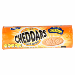 Jacobs Baked Cheddars Cheese Biscuits 150g Image