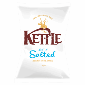KETTLE® Chips Lightly Salted 150g Image