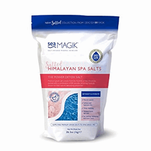 Dead Sea Spa Himalayan Spa Salts 1Kg Image