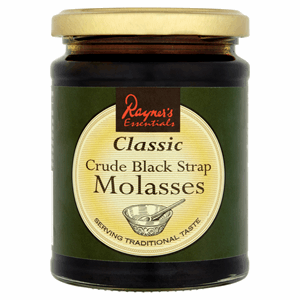 Rayner's Essentials Classic Crude Black Strap Molasses 340g Image