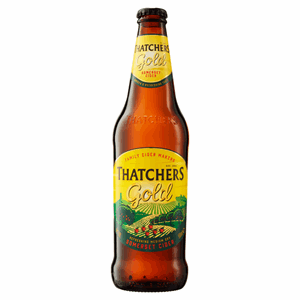 Thatchers Gold Cider 500ml Image