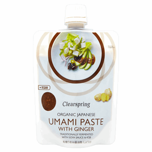 Clearspring Organic Japanese Umami Paste with Ginger 150g Image
