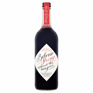 Belvoir Shiraz without the Hangover 750ml Image
