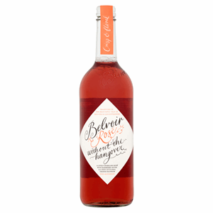 Belvoir Rosé without the Hangover 750ml Image