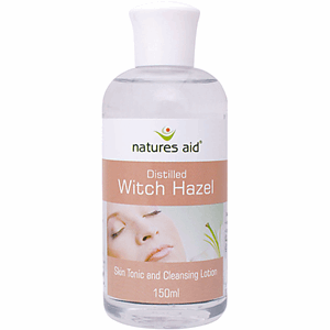 Natures Aid Witch Hazel 150ml Image