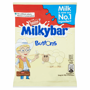 MILKYBAR Buttons 30g Image