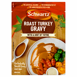 Schwartz Roast Turkey Gravy Mix 25g Image