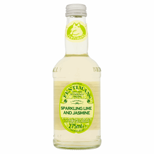Fentimans Natural Sparkling Lime and Jasmine 275ml Image