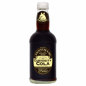 Fentimans Botanically Brewed Full-Flavour Curiosity Cola 275ml Image