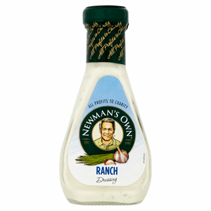 Newman's Own Ranch Dressing 250ml Image