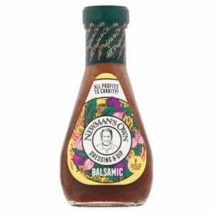 Newman's Own Balsamic Dressing 250ml Image