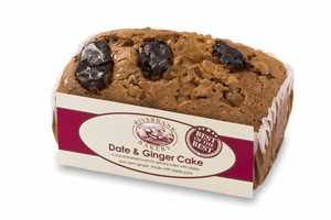 Riverbank Date & Ginger Cake 400g Image
