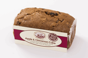 Riverbank Apple & Cinnamon Cake 400g Image