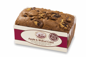 Riverbank Apple & Walnut Cake 400g Image