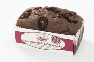 Riverbank Choc Cake Raisin & Cherry 400g Image