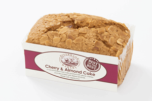 Riverbank Cherry & Almond Cake 400g Image