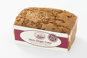 Riverbank Stem Ginger Cake 400g Image