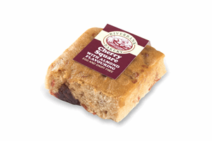 Riverbank Cherry Squares W/Almond 75g Image
