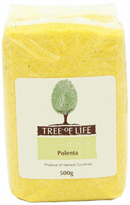 Tree Of Life Polenta 500g Image