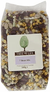 Tree Of Life Beans Mixed 500g Image