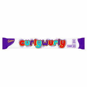 Cadbury Curly Wurly Chocolate Bar 26g Image
