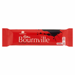 Cadbury Bournville Classic Dark Chocolate Bar 45g Image