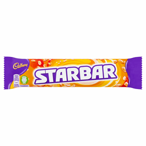 Cadbury Starbar Chocolate Bar 49g Image