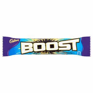 Cadbury Boost Chocolate Bar 48.5g Image