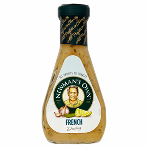 Newman's Own French Dressing 250ml Image