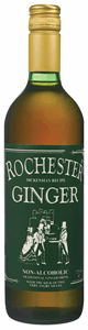 Rochester Ginger Wine No Alcohol 725ml Image