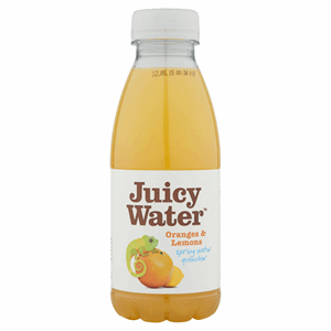 Juicy Water Oranges and Lemons 420ml Image