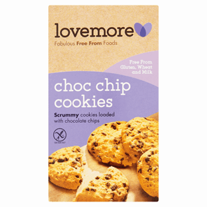 Lovemore Choc Chip Cookies 150g Image