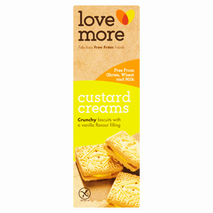 Lovemore Custard Creams 110g Image