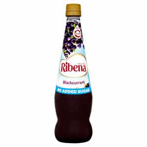 Ribena Blackcurrant Concentrate No Added Sugar 850ml Image