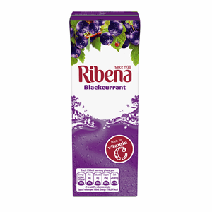 Ribena Blackcurrant 250ml Image