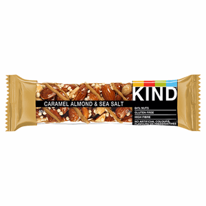 Kind Caramel Almond & Sea Salt 40g Image